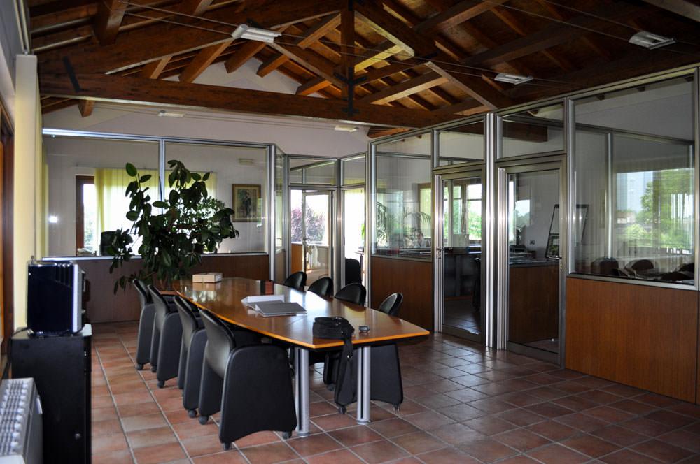 Pareti Mobili in alluminio per abitazioni e Uffici Brescia by Tecno Pref