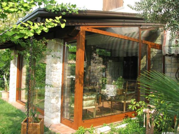 Veranda Lucernario